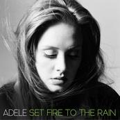 Chérie FM-ADELE-SET FIRE TO THE RAIN