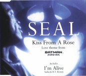 Chérie FM-SEAL-KISS FROM A ROSE