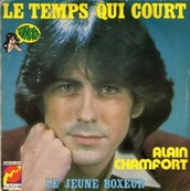Nostalgie-ALAIN CHAMFORT-LE TEMPS QUI COURT
