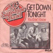 Nostalgie-KC AND THE SUNSHINE BAND-GET DOWN TONIGHT