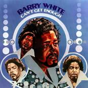 Nostalgie-BARRY WHITE-CAN'T GET ENOUGH OF YOUR LOVE BABE