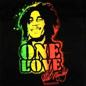 Nostalgie-BOB MARLEY-ONE LOVE/PEOPLE GET READY