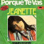 Nostalgie-JEANETTE-PORQUE TE VAS