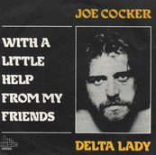 Nostalgie-JOE COCKER-WITH A LITTLE HELP FROM MY FRIEN