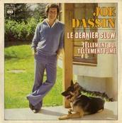 Nostalgie-JOE DASSIN-LE DERNIER SLOW