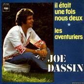 Nostalgie-JOE DASSIN-IL ETAIT UNE FOIS NOUS DEUX