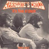 Nostalgie-APHRODITE'S CHILD-IT'S FIVE O'CLOCK