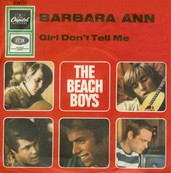 Nostalgie-THE BEACH BOYS-BARBARA ANN