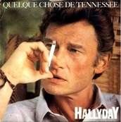 Nostalgie-JOHNNY HALLYDAY-QUELQUE CHOSE DE TENNESSE