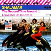 Nostalgie-SHALAMAR-THE SECOND TIME AROUND