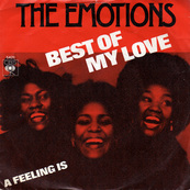 Nostalgie-THE EMOTIONS-BEST OF MY LOVE