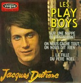 Nostalgie-JACQUES DUTRONC-LES PLAY BOYS