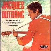 Nostalgie-JACQUES DUTRONC-IL EST CINQ HEURES,PARIS S'EVEILLE