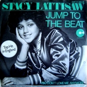 Nostalgie-STACY LATTISAW-JUMP TO THE BEAT