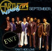 Nostalgie-EARTH WIND & FIRE-SEPTEMBER