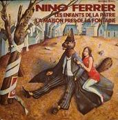 Nostalgie-NINO FERRER-LA MAISON PRES DE LA FONTAINE