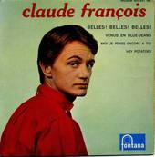 Nostalgie-CLAUDE FRANCOIS-BELLES BELLES BELLES