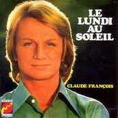 Nostalgie-CLAUDE FRANCOIS-LE LUNDI AU SOLEIL