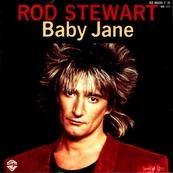 Nostalgie-ROD STEWART-BABY JANE