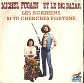 Nostalgie-MICHEL FUGAIN-LES ACADIENS