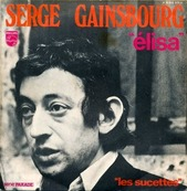 Nostalgie-SERGE GAINSBOURG-ELISA