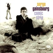 Nostalgie-SERGE GAINSBOURG-COMIC STRIP