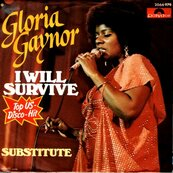 Nostalgie-GLORIA GAYNOR-I WILL SURVIVE