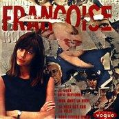 Nostalgie-FRANCOISE HARDY-MON AMIE LA ROSE