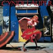 Nostalgie-CYNDI LAUPER-GIRLS JUST WANT TO HAVE FUN