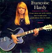 Nostalgie-FRANCOISE HARDY-COMMENT TE DIRE ADIEU