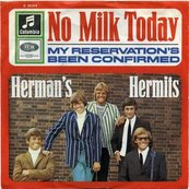 Nostalgie-HERMAN'S HERMITS-NO MILK TODAY