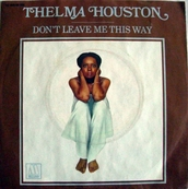 Nostalgie-THELMA HOUSTON-DON'T LEAVE ME THIS WAY