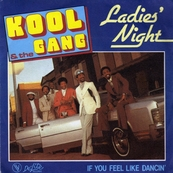 Nostalgie-KOOL & THE GANG-LADIES NIGHT