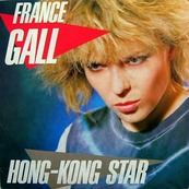 Nostalgie-FRANCE GALL-HONG KONG STAR