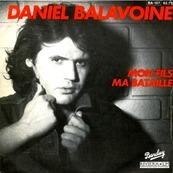 Nostalgie-DANIEL BALAVOINE-MON FILS MA BATAILLE