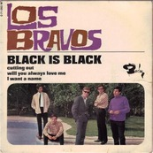 Nostalgie-LOS BRAVOS-BLACK IS BLACK