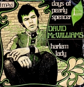 Nostalgie-DAVID MAC WILLIAMS-THE DAYS OF PEARLY SPENCER