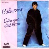 Nostalgie-DANIEL BALAVOINE-DIEU QUE C'EST BEAU