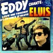 Nostalgie-EDDY MITCHELL-ET LA VOIX D'ELVIS