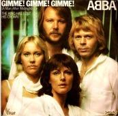 Nostalgie-ABBA-GIMME GIMME GIMME