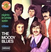 Nostalgie-THE MOODY BLUES-NIGHTS IN WHITE SATIN