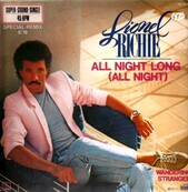 Nostalgie-LIONEL RICHIE-ALL NIGHT LONG