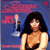 Nostalgie-DONNA SUMMER-BAD GIRLS