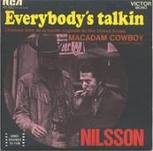 Nostalgie-HARRY NILSSON-EVERYBODY'S TALKIN