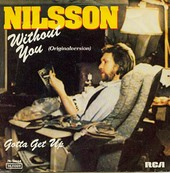 Nostalgie-HARRY NILSSON-WITHOUT YOU