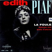 Nostalgie-EDITH PIAF-LA FOULE