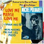 Nostalgie-MICHEL POLNAREFF-LOVE ME PLEASE LOVE ME