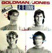 Nostalgie-JEAN JACQUES GOLDMAN/MICH-JE TE DONNE