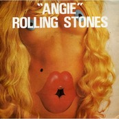 Nostalgie-THE ROLLING STONES-ANGIE