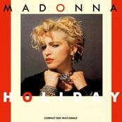Nostalgie-MADONNA-HOLIDAY
